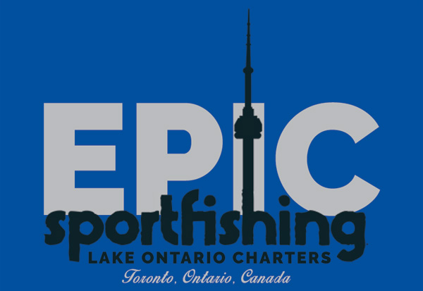 Toronto Salmon Fishing Charter in Lake Ontario – Epic Sportfishing